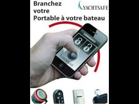 alarme gps traceur pour bateau voiture moto camping car youtube. Black Bedroom Furniture Sets. Home Design Ideas