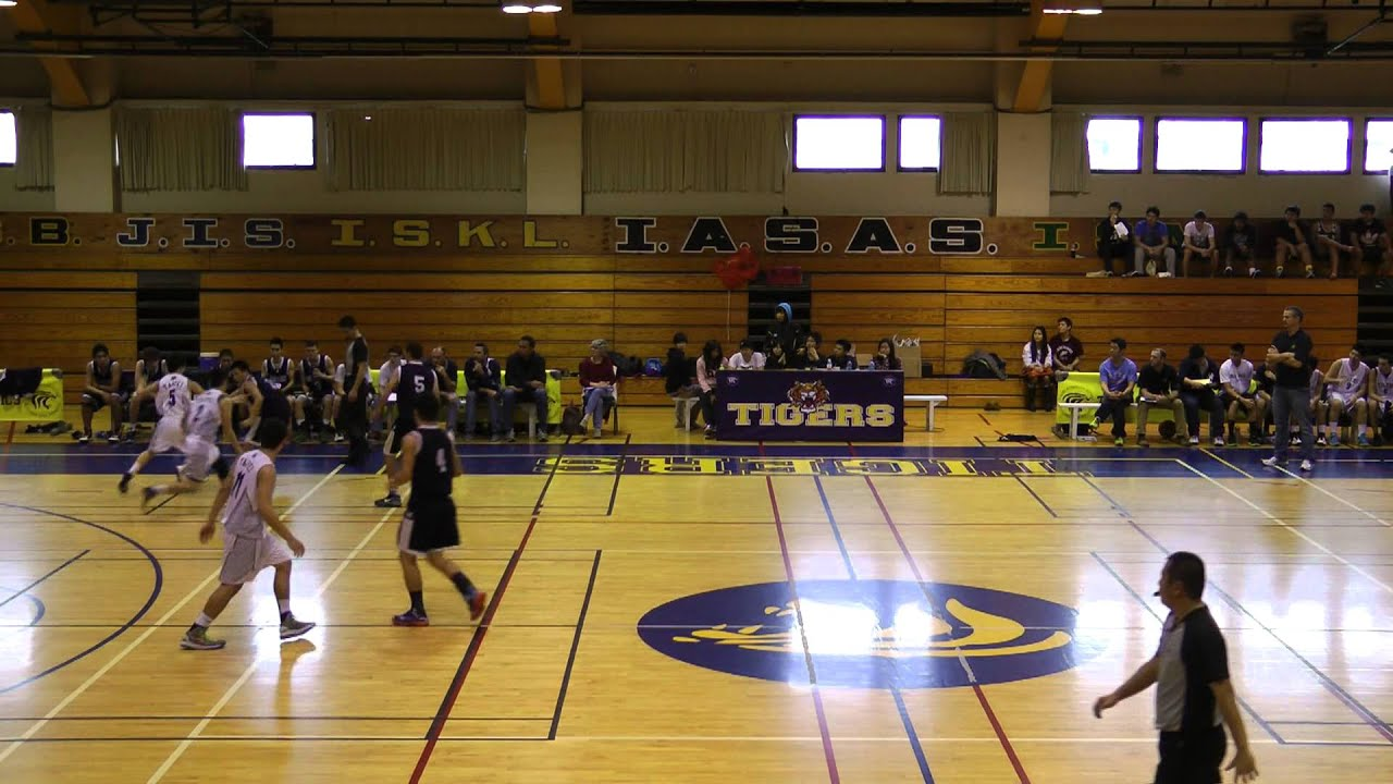 Basketball 2013 -- Morrison Academy vs. Taipei American School ...
