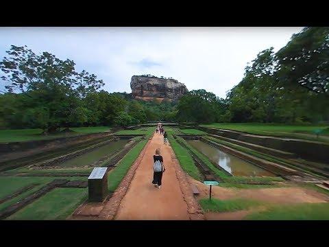 По следам древнего мира Шри-Ланки: священный город Анурадхапура и руины королевских дворцов