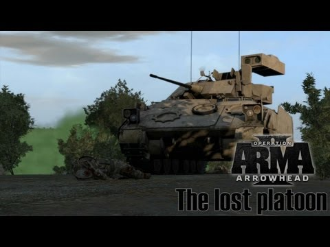 ARMA 2 OA ACE - The lost platoon - TOB - (German)