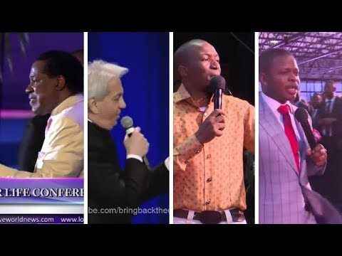 Powerful Impartation by Men of God | Demonstration of Power | Amaze HD