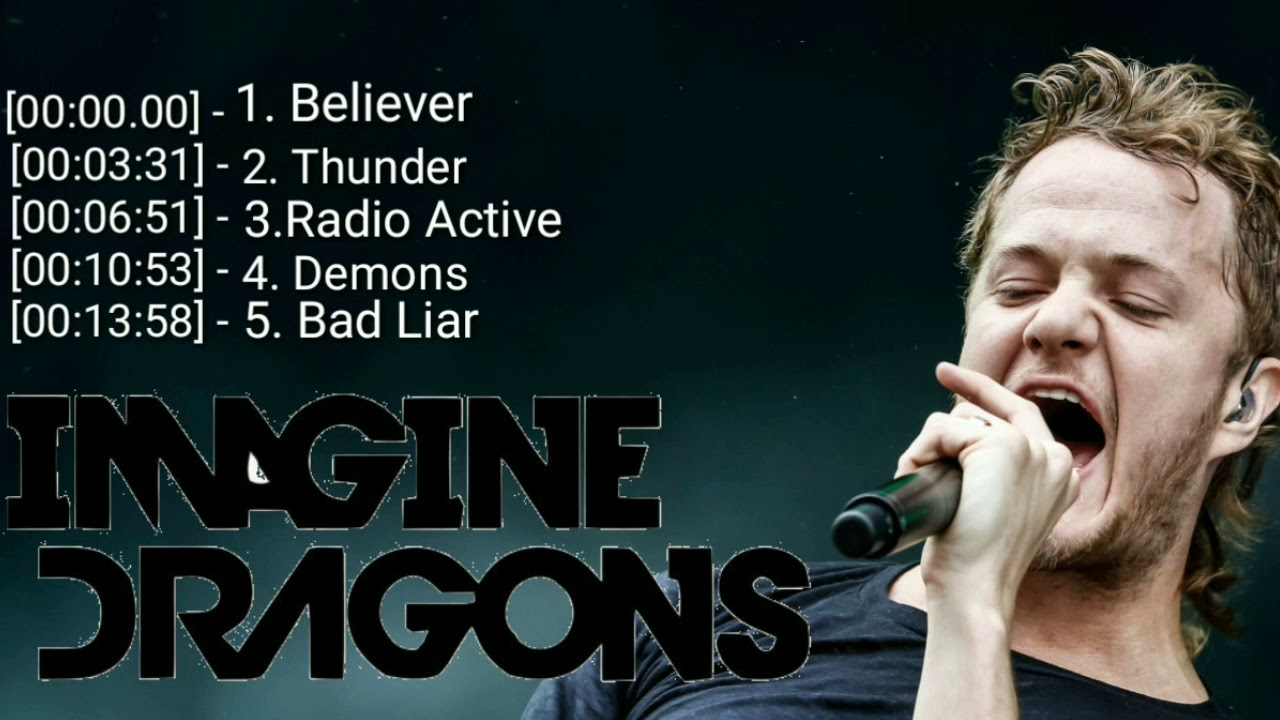 IMAGINE DRAGONS  top 3 songs and Latest 2020  songs