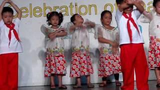 CTC Nursery Interpretative Dance - Magtanim ay di Biro.