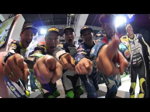 SWISS-MOTO 2016 mit James-Bond-Bike und neuem Ausstellerrekord