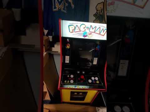 arcade1up namco bandai Pac-Man sound not working from Bryan Johnson