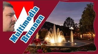 Multimedia Brunnen Bad Kissingen