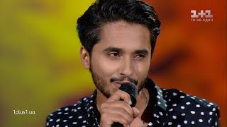 "Haitham Mohammed Rafi - ""Dudu"" - The Knockouts - The Voice of Ukraine - season 9"