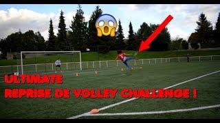 REPRISE DE VOLLEY CHALLENGE AVEC LA CODFAMILYA ! thumbnail