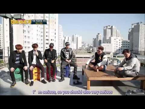 [ENG SUB] HITMAKER Season2 141212 EP1 (Jacksonwang Bar)