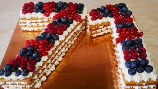 Пирожное рецепт