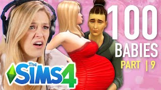 Single Girl Tries for Triplets In The Sims 4 | Part 9