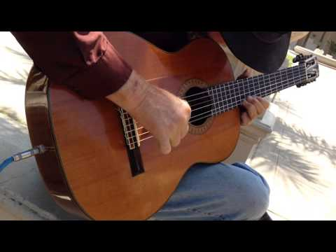 Flamenco Guitar Playing ! Best in The World !
