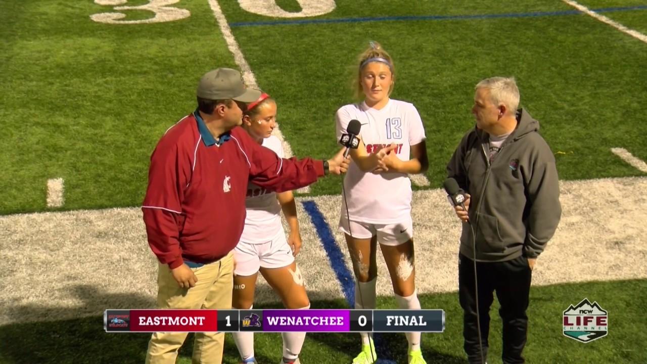 Wenatchee vs Eastmont Soccer Highlights 2019-09-24