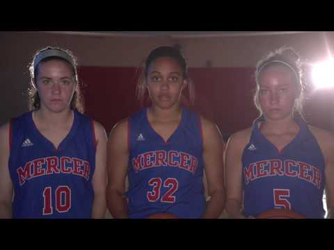 2016-17 Mercer County Lady Titans  HYPE Video