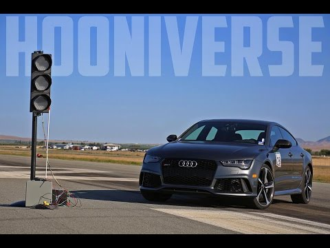 Proof That the Audi RS7 Performance Is Quicker Than Nearly Every Car on the Road
