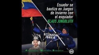 Klaus Jungbluth: la historia del primer ecuatoriano en unos Juegos Olímpicos de Invierno