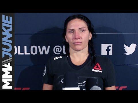 UFC Boise: Cat Zingano full post-fight interview