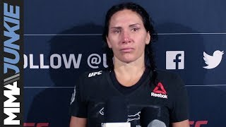 UFC Boise: Cat Zingano full post-fight interview