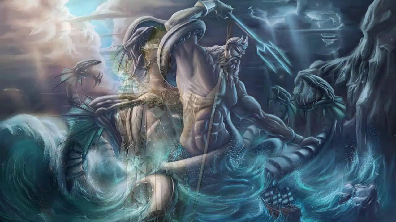 wstĘp do mitologii greckiej youtube