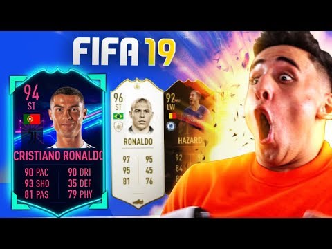 THE GREATEST FIFA 19 PACK OPENING OF ALL TIME!!!
