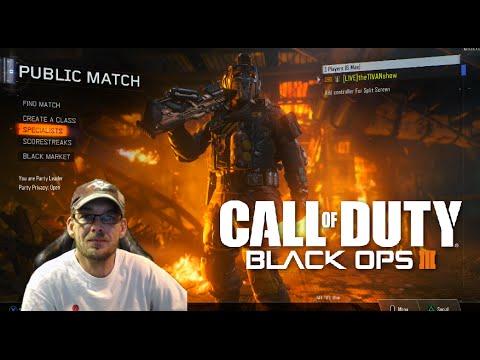 Call of Duty: Black Ops III w/ TIVAN - SUNDAY NIGHT FUN PS4 MULTIPLAYER