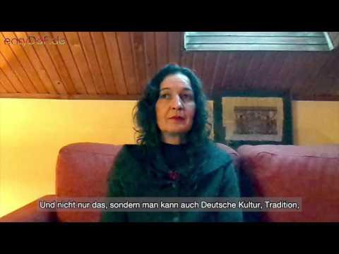 Deine deutsche Gastfamilie - Snezana vermittelt ihren Schülern authentisches deutsches Leben