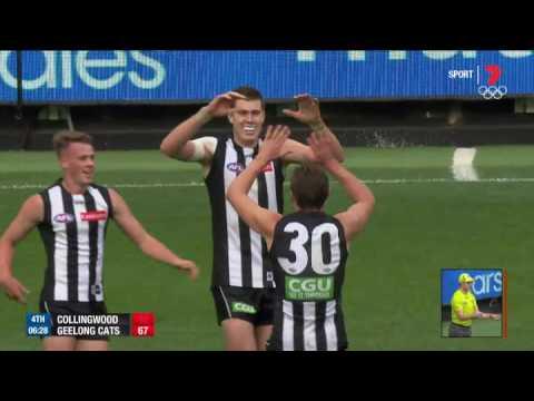 Cox goals on the run- AFL
