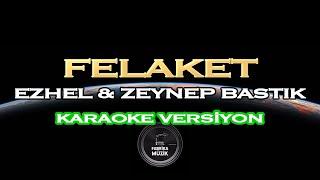 #12FarklıTondan Ezhel - Felaket Karaoke (Zeynep Bastık)