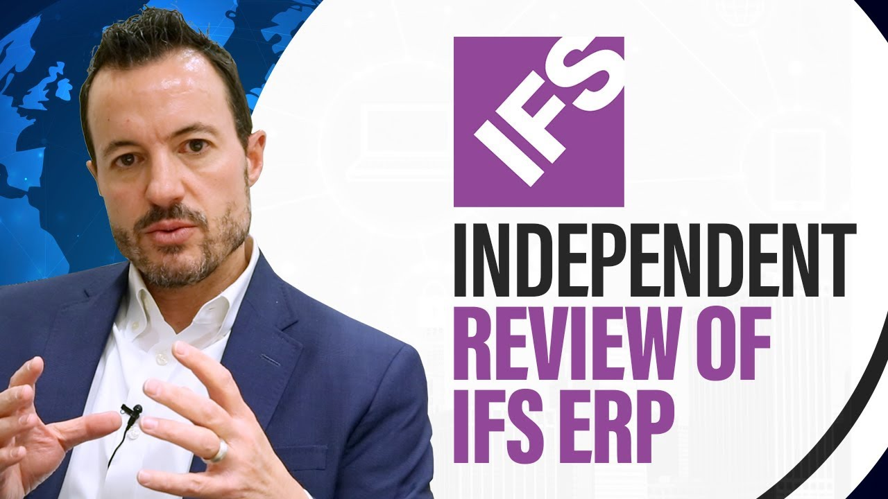 Download Review of IFS ERP Software | IFS ERP Strengths and Weaknesses