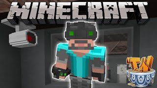 Minecraft: WHO ORDERED THIS THING?! - The Heist Custom Map
