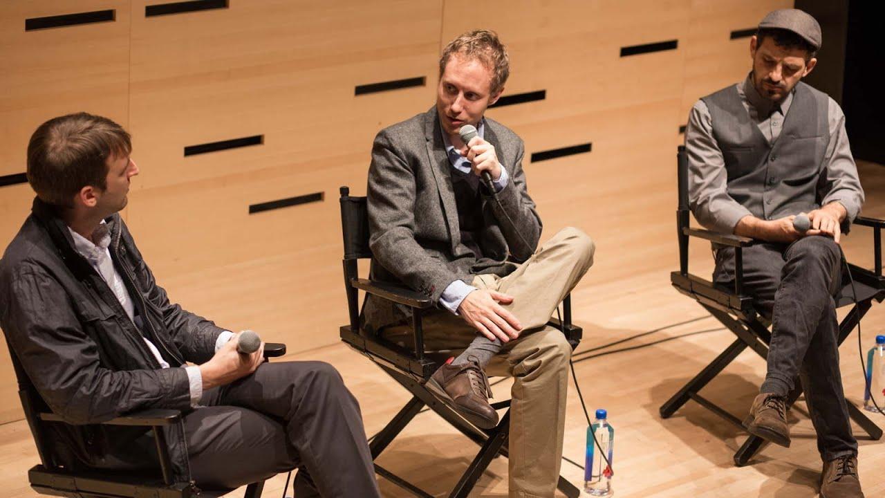NYFF Live | László Nemes & Géza Röhrig ('Son of Saul') | NYFF53