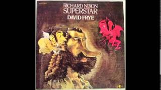 David Frye - Richard Nixon: Superstar
