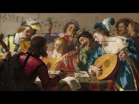 ♫ Baroque Live Music 24/7 - Classical  Live Music from the Baroque Period ♫ - Видео онлайн