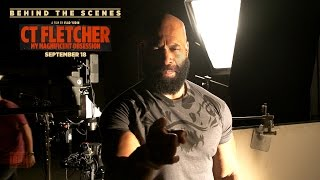 CT FLETCHER Takes You Behind-the-Scenes On My Magnificent Obsession