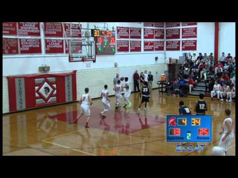 Spartans Varsity Boys Basketball vs. Putnam