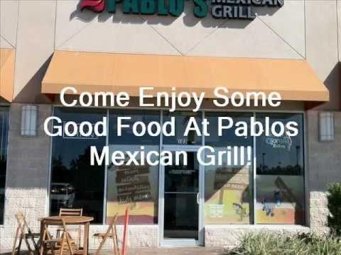 Deltona, Fl Mexican Food - Pablos Mexican Grill 407-328-8800
