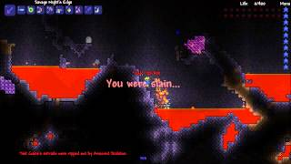 Terraria Adventures: Episode 45 - Mining for Good Stuff w/ Zach & Brad