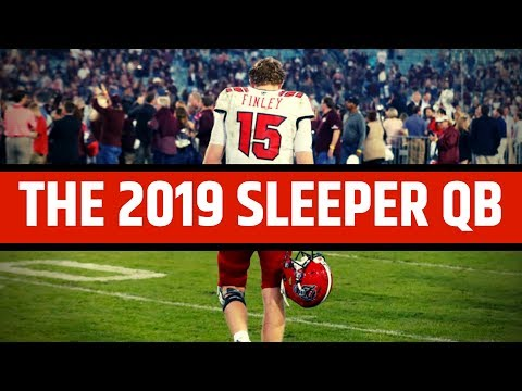 Why Ryan Finley is the Most Underrated QB in the 2019 NFL Draft