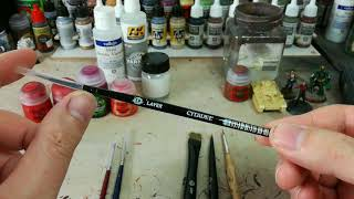 Painting Miniatures - Getting Started with the Absolute Basics