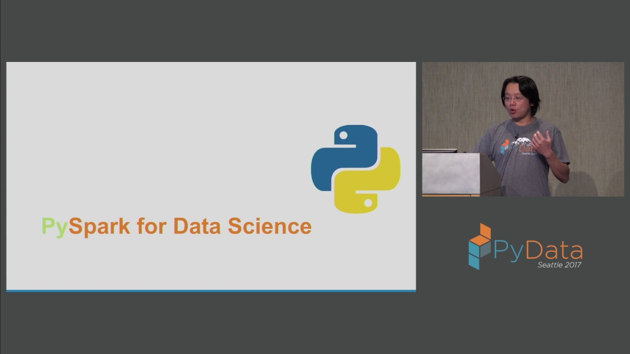 Image from Scalable Data Science in Python and R on Apache Spark