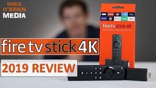 FireTV STICK 4K by Amazon - Full Review & Tutorial [Alexa, Bluetooth Audio, TV/Stereo Controls]