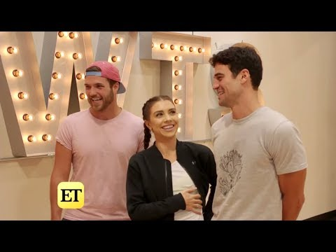 Why Jordan Kimball Joined 'Best Friend' Joe Amabile on 'DWTS' Amid His 'Rough Time' Exclusive
