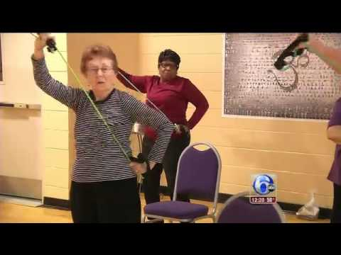 Senior Fitness & SilverSneakers - YouTube