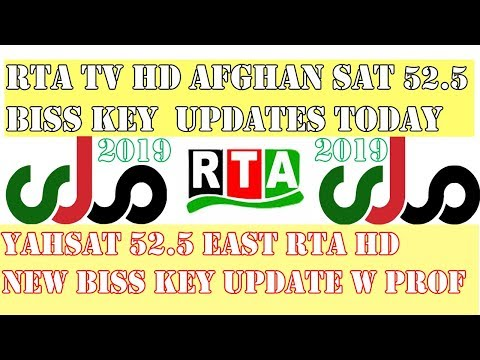 RTA YAHSAT 52 5 BISS KEY UPDATES TODAY 2019 LATEST KEYS WITH