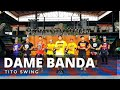 Download DAME BANDA by Tito Swing | Zumba® | Merengue |  TML Crew Jay Laurente