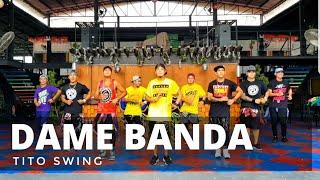 DAME BANDA by Tito Swing | Zumba® | Merengue |  TML Crew Jay Laurente