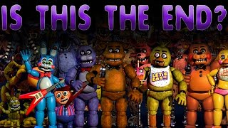 Is FNaF Really Over?... | Five Nights at Freddy