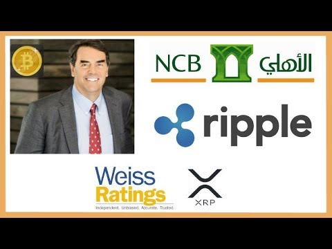 Tim Draper $80 Trillion Crypto Market Cap - National Commercial Bank of Saudi Arabia joins Ripple