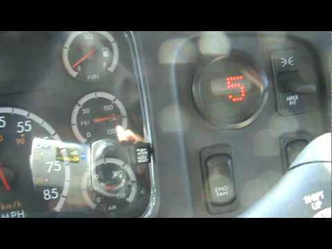 Freightliner M2 with Automated Manual