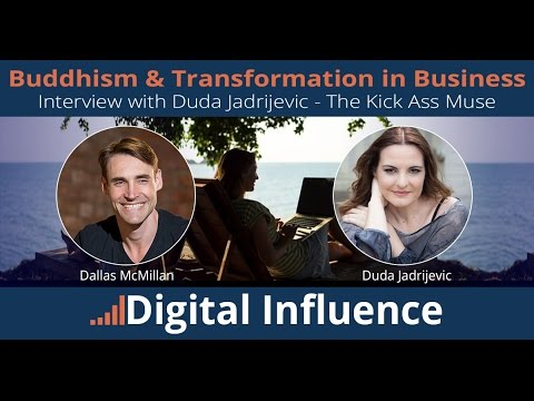 Buddhism in Business and Life - Duda Jadrijevic Interview   Dallas McMillan